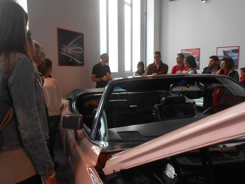 Un fin de semana cargado de planes en el Museo Automovilístico y de la Moda de Málaga