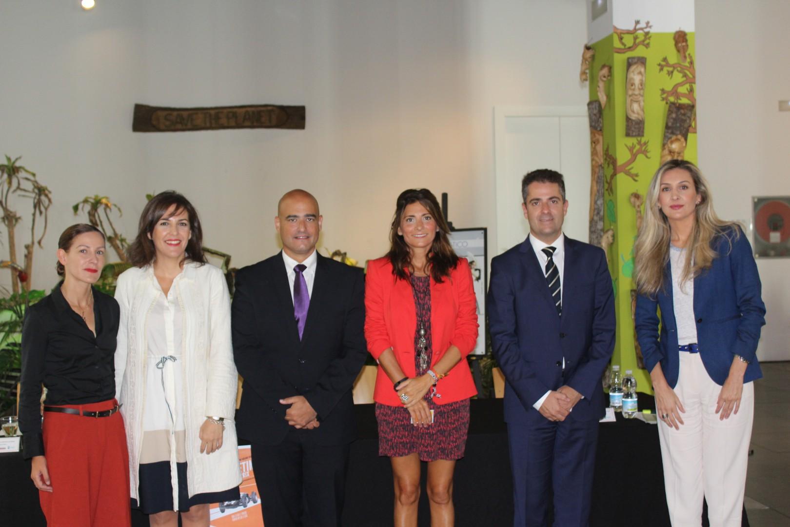 El Club de Marketing Málaga ha presentado en el MAM la VIII Edición de los Premios Anuales Club de Marketing Málaga