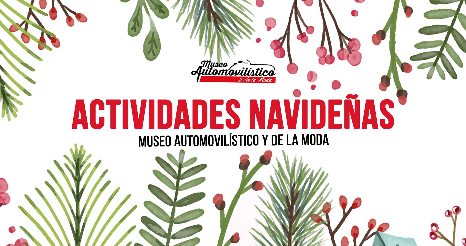 El Museo Automovilístico y de la Moda de Málaga presenta las actividades de Navidad