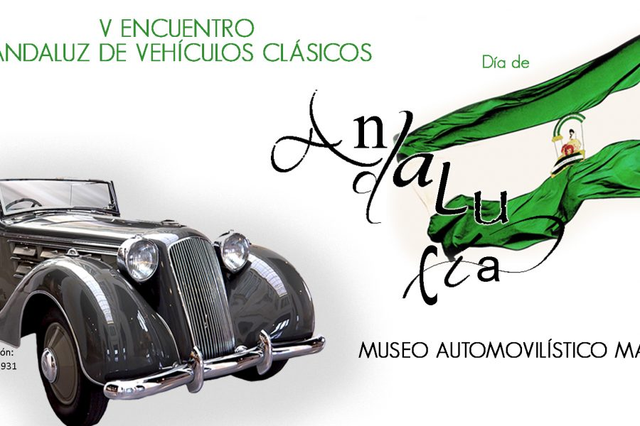 V ANDALUSIAN ENCOUNTER OF CLASSIC VEHICLES