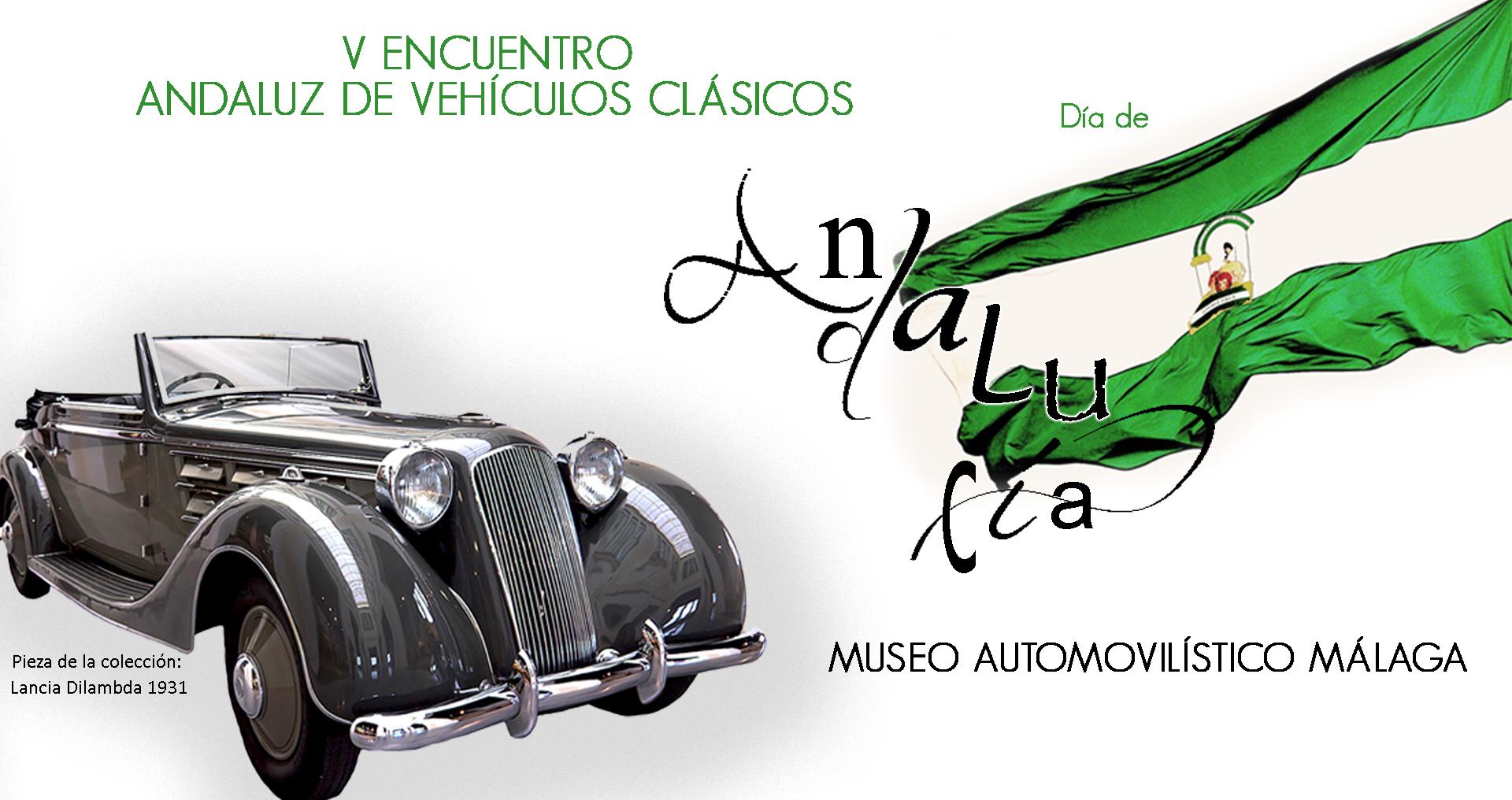 V Encuentro Andaluz de Vehículos Clásicos
