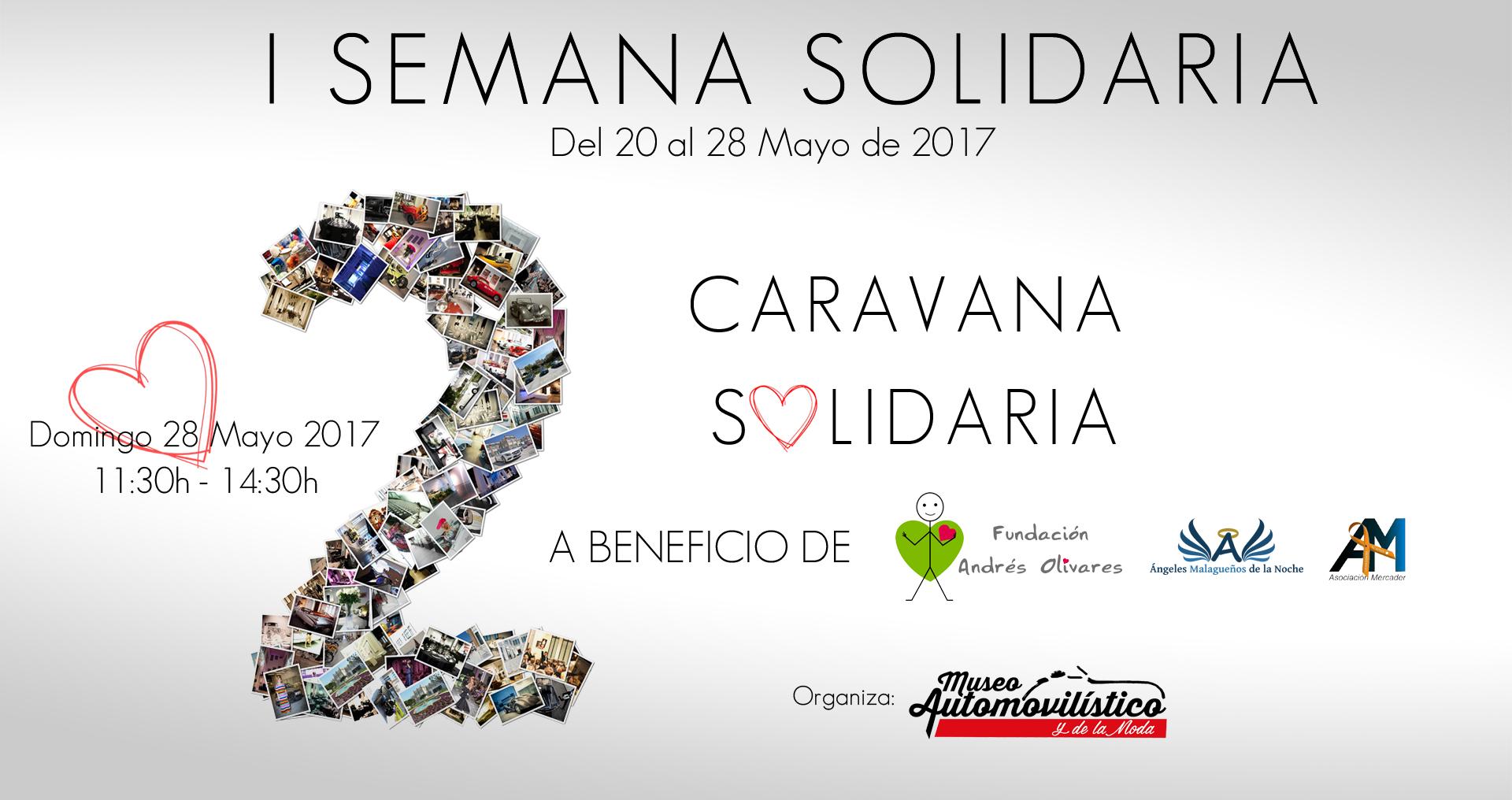 I Semana Solidaria – II Caravana Solidaria