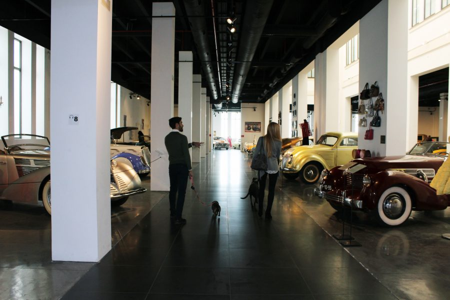 The Automobile and Fashion Museum has expanded its opening hours from Monday to Friday and has organised a Pet-friendly Day