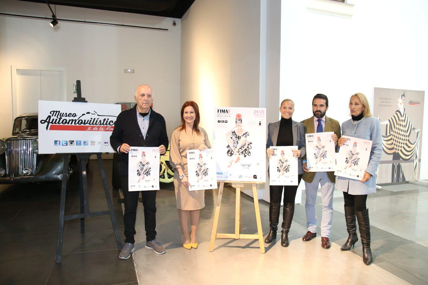 El Museo Automovilístico y de la Moda acoge la presentación de FIMAF 2018
