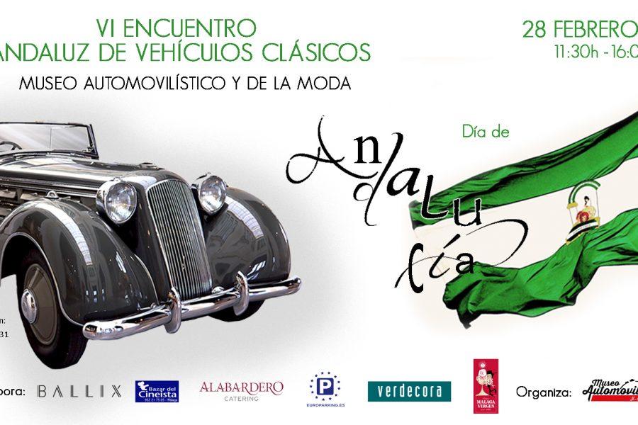 CANCELADO : VI Encuentro Andaluz de Vehículos Clásicos