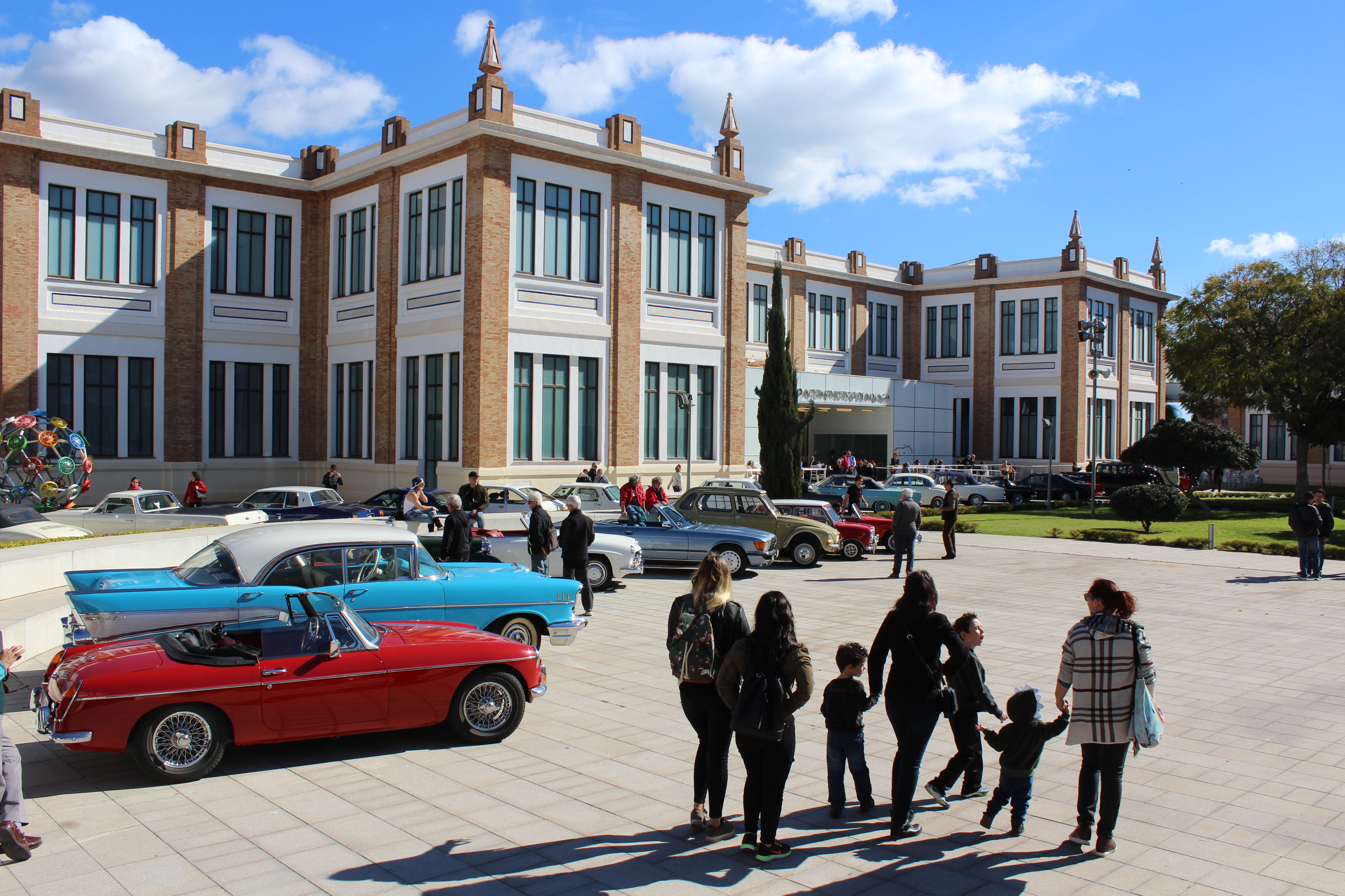 Motor lovers clubs visit the MAM this March
