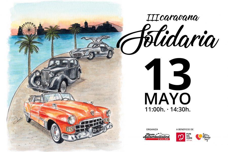 III Caravana Solidaria – Museo Automovilístico y de la Moda