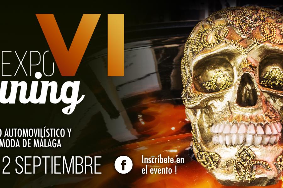 ¡Llega el VI ExpoTuning al Museo Automovilístico!
