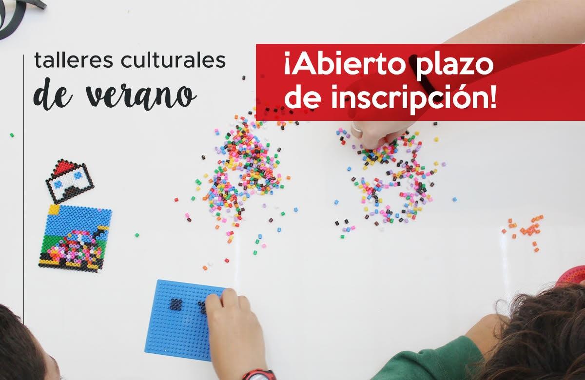 Abierto plazo de inscripción para talleres culturales gratuitos en el Museo Automovilístico y de la Moda – AFORO COMPLETO JULIO