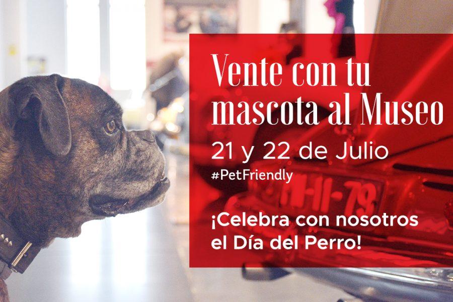 El Museo Automovilístico y de la Moda celebrará el Día del Perro el próximo fin de semana