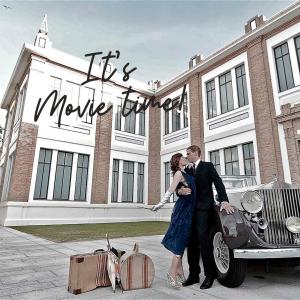 It`s Movie time with Museo Automovilístico y de la Moda
