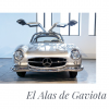 El Mercedes Benz Alas de Gaviota