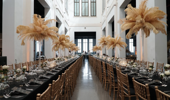 Sala para eventos en Málaga