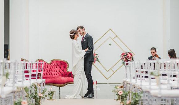 Sala para bodas en Málaga